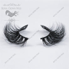 The Countess 3D Mink Strip Lash Sets (10), Lash Extension, Royal Crown Wigs