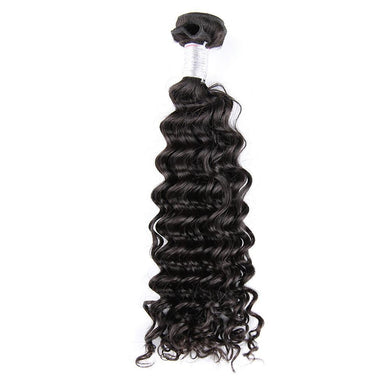 Peruvian Deep Wave Human Hair Remy Weave Bundles 10-26 inch 1 Piece Must Buy 3-4 Bundles