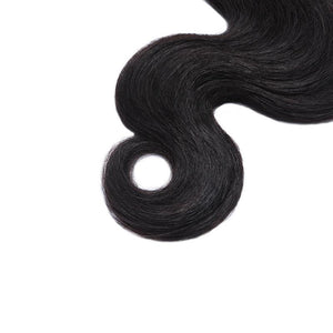 Body Wave Peruvian Human Hair 3 Bundles Deal 10-28 Inch Hair Weave Natural Color Remy Hair