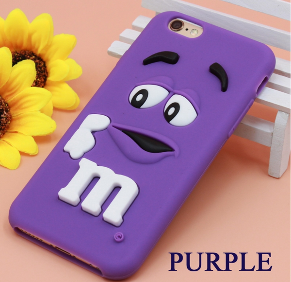 M&M's Candy iPhone Case