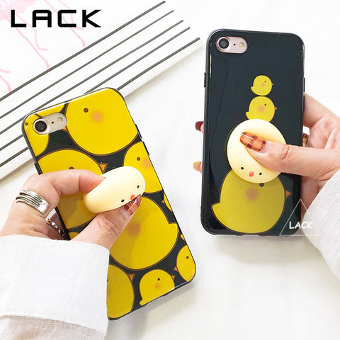 Squishy Soft Duck Iphone Case
