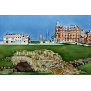 Swilcan Bridge small Ceramic Tile