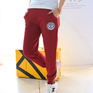 Cotton Loose thin Feet Ankle Length Pencil Pant