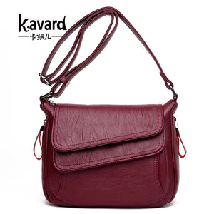 Kavard Women Leather Handbags Summer Style Women Bag sac a main femme Luxury Handbags Women Bags Designer Small Handbag 2017