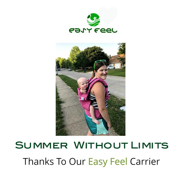 Summer Fun Without Limits, Thanks to our Easy Feel Carrier