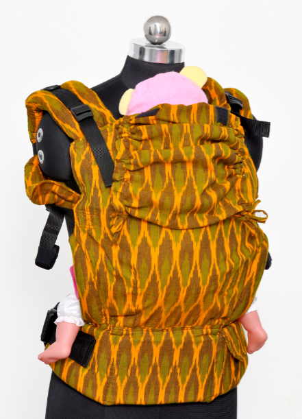 Standard Wrap Converted Soft Structured Carrier - Autumn Splendor