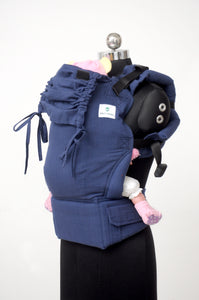 Preschool Soft Structured Carrier - Cobalt