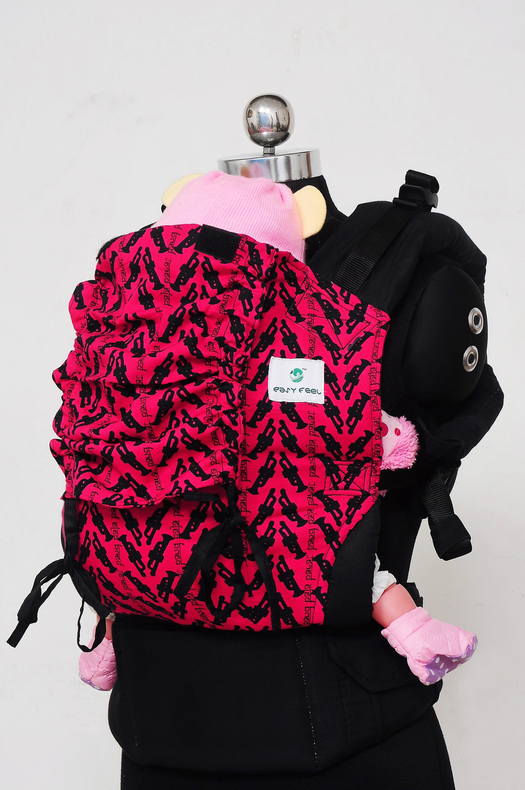 Toddler Soft Structured Carrier - Symphony