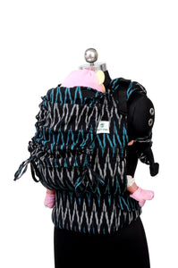 Toddler Wrap Converted Soft Structured Carrier - Dusk