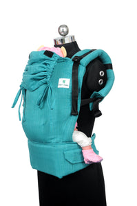 Preschool Soft Structured Carrier - Emerald
