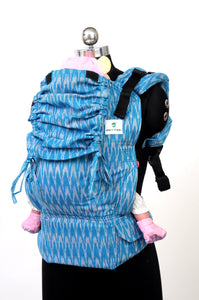 Preschool Wrap Converted Soft Structured Carrier - Ethereal