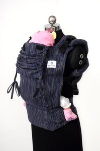Preschool Soft Structured Carrier - Indigo
