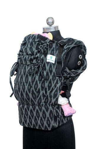 Preschool Wrap Converted Soft Structured Carrier - Night Tide