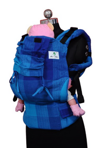 Preschool Soft Structured Carrier - Oceania