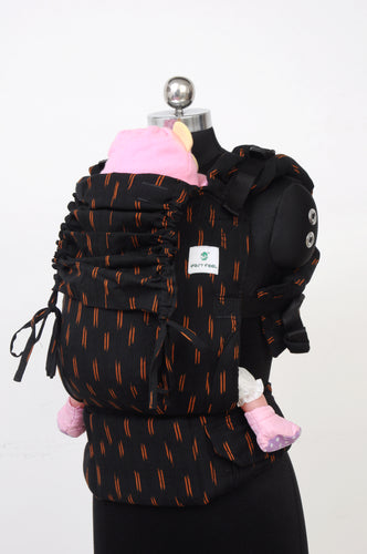 Toddler Wrap Converted Soft Structured Carrier - Oynx