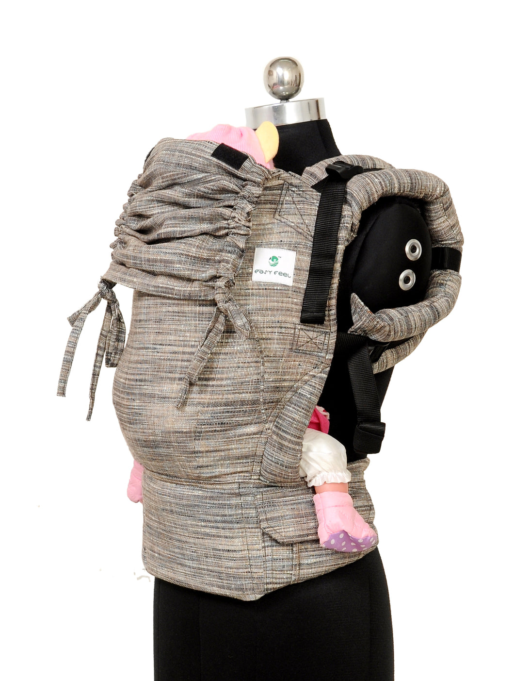 Standard Soft Structured Carrier - Pebble