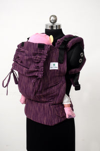 Preschool Soft Structured Carrier - Plum