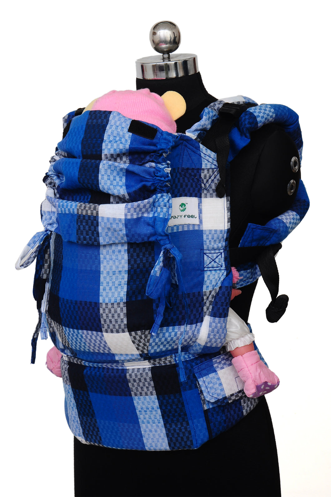Toddler Soft Structured Carrier - Pristine