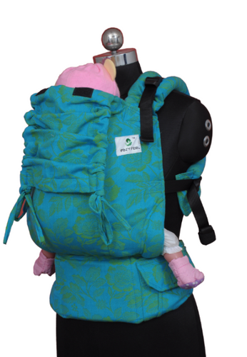 Toddler Soft Structured Carrier - Real Teal
