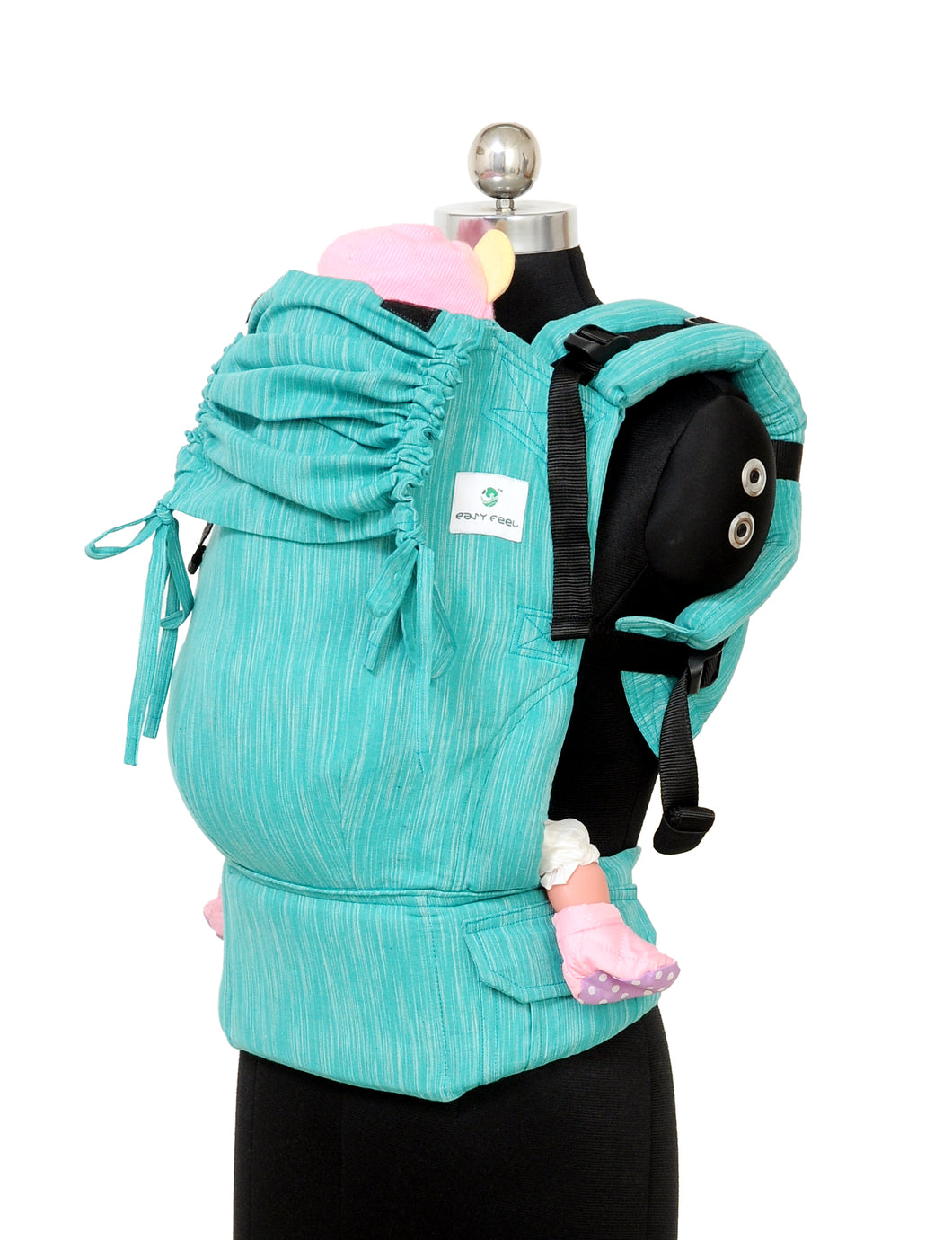 Toddler Soft Structured Carrier - Sky