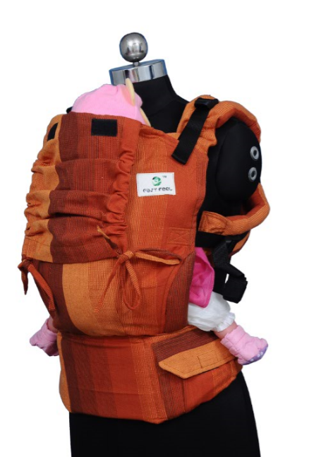 Toddler Soft Structured Carrier - Sunset
