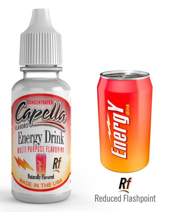 Capella Energy Drink