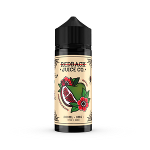 Redback Juice Co. | Apple & Pomegranate