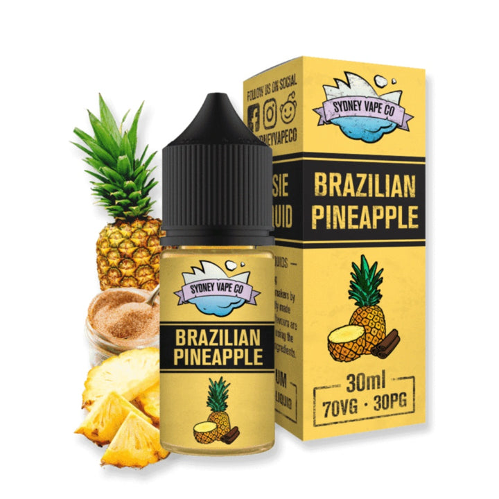 Sydney Vape Co. - Brazilian Pineapple