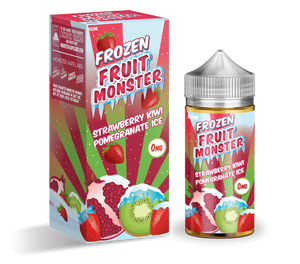 Fruit Monster Frozen | Strawberry Kiwi Ice