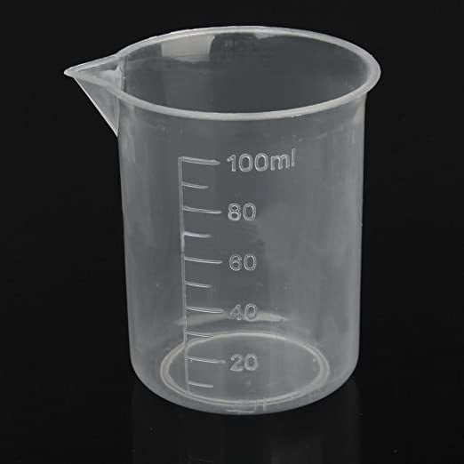 Plastic Beaker - 100ml