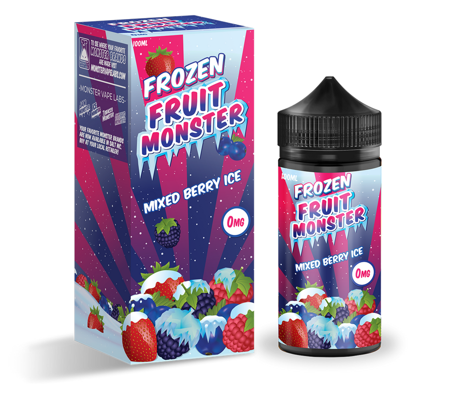 Fruit Monster Frozen | Mixed Berry Ice