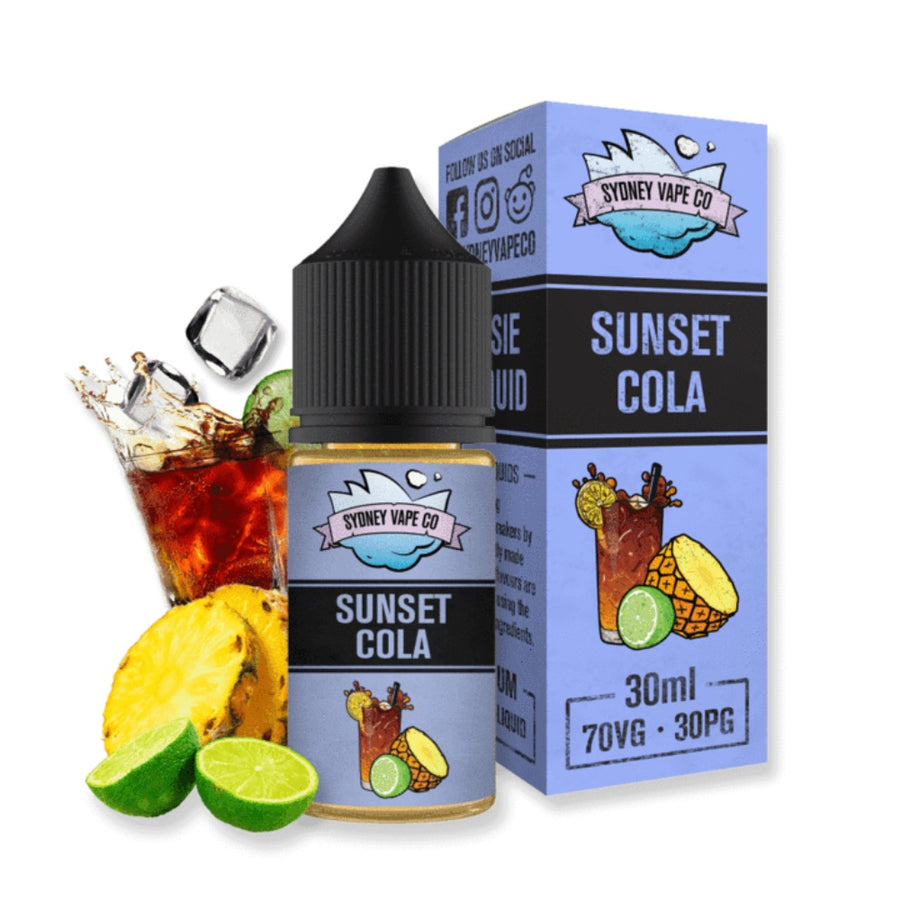 Sydney Vape Co. - Sunset Cola