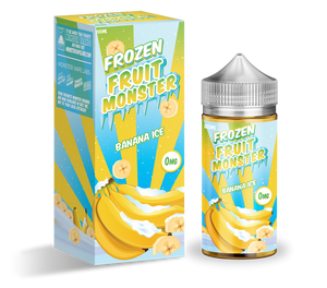 Fruit Monster Frozen | Banana Ice
