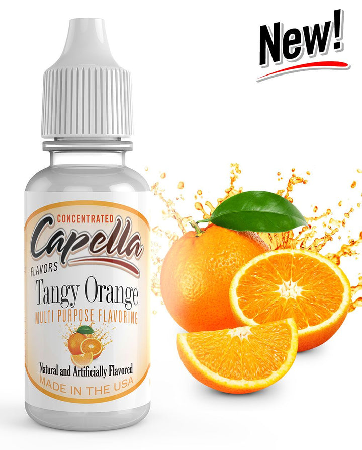 Capella Tangy Orange