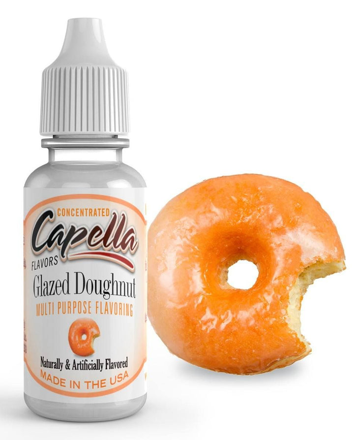 Capella Glazed Donut