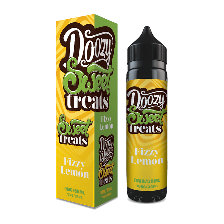 Doozy Sweet Treats | Fizzy Lemon 60ml