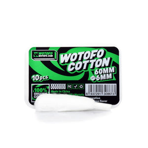 WOTOFO Xfiber Cotton for Profile / unity 10PCS