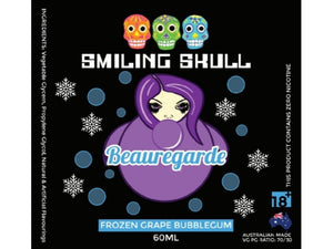 Smiling Skull- Beauregarde Frozen