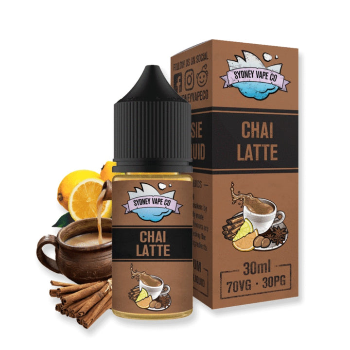 Sydney Vape Co. - Chai Latte