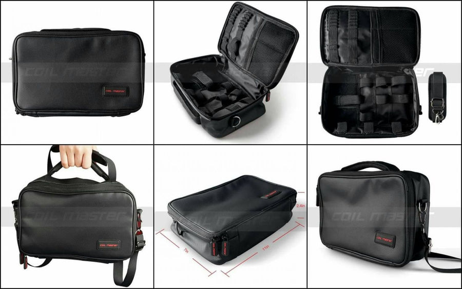 COIL MASTER Mini Pouch / V Zipper bag