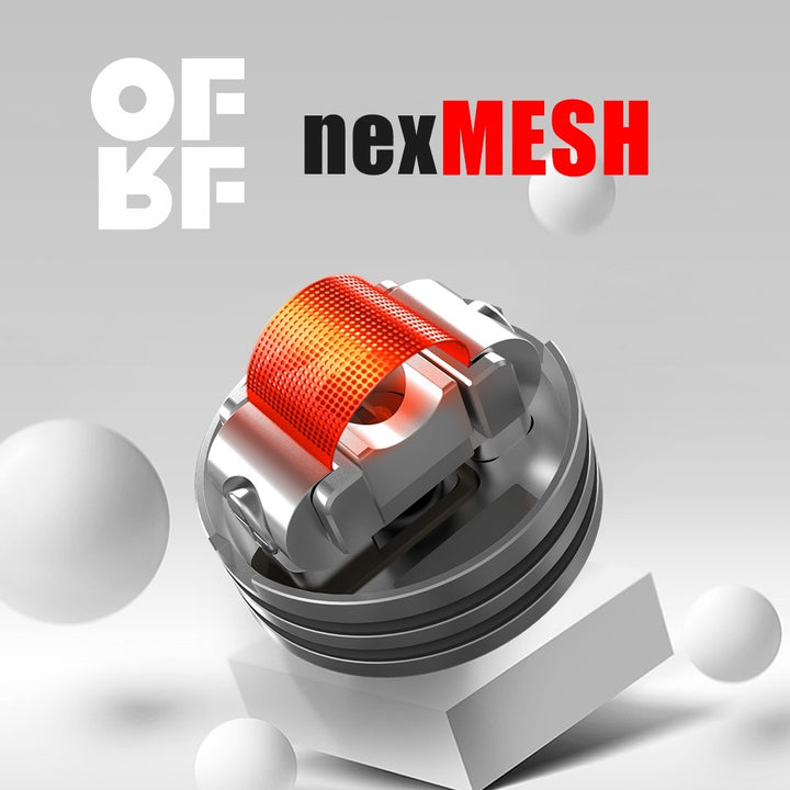 OFRF nexMESH Triple Density Mesh Coil 10pcs/pack