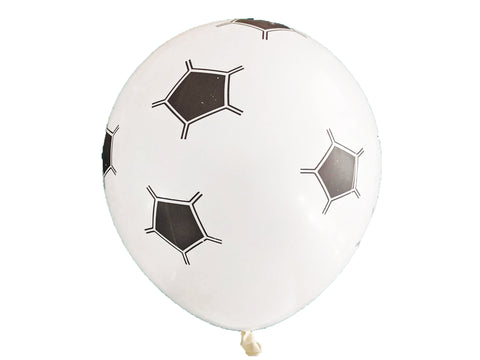 "Football Polka Dots 12"" Balloon"