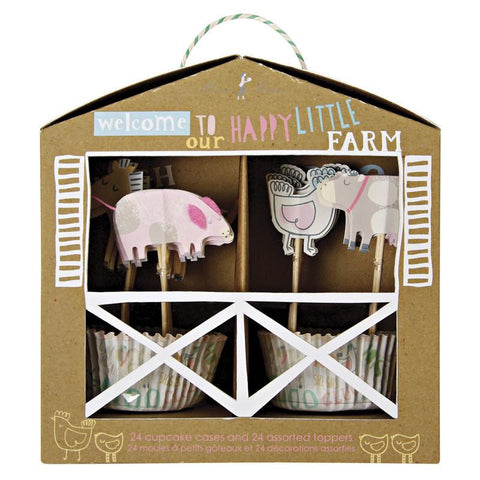 Little Farm Cupcake Kit