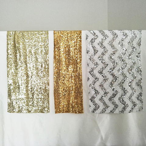 Sequin Table Runners
