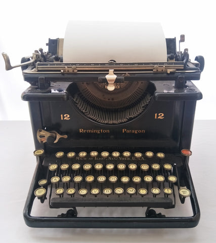 Remington Paragon 12 Typewriter