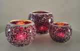 Moroccan Bowl Candleholder