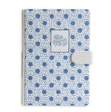 Blue Plant Dots Journal