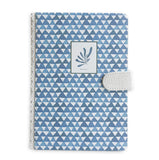Blue Plant Triangle Journal