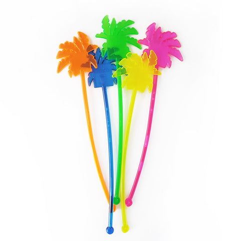 Coconut Tree Drink Stirrer