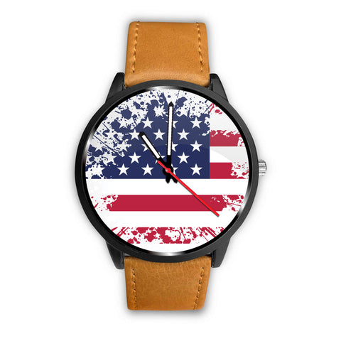 United States Flag Watch